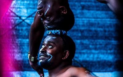 Lansko gostovanje akrobatske skupine iz Afrike