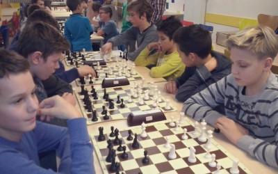 Šah – področno domžalsko osnovnošolsko