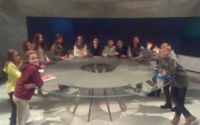 Obisk na RTV-ju