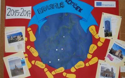 Prvo leto projekta Erasmus+ K2