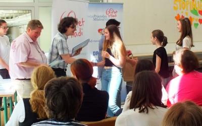 47. državno srečanje mladih zgodovinarjev ZPMS na OŠ Rodica