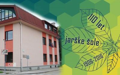 Mineva 110 let šole v Jaršah – šole ob bregu Mlinščice, šole pod kostanji.