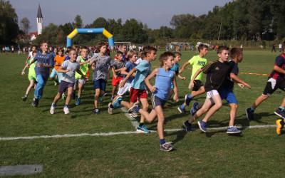 Jesenski športni dogodki na naši šoli