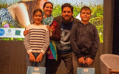 Nagrajenca na literarnem festivalu Bralnice pod slamnikom