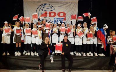 Svetovne plesne prvakinje