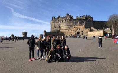 Ekskurzija na Škotsko, 23. do 26. marec 2018