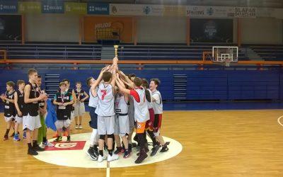 Naši košarkarji v četrtfinalu državnega prvenstva