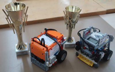 Odprto prvenstvo Ljubljane 2018 Lego Sumobot