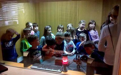 Učenci OPB obiskali RTV SLO