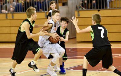 Košarkarji v finalu državnega prvenstva