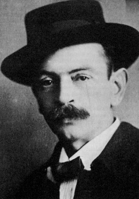 Na današnji dan pred 100. leti je umrl slovenski pisatelj Ivan Cankar.