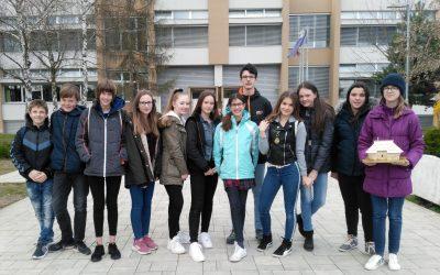 Zelo uspešni na regijskem srečanju mladih raziskovalcev