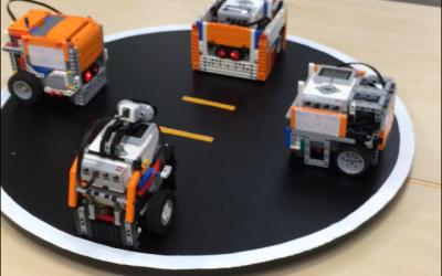 Odprto prvenstvo Ljubljane v Lego sumobotu 2019