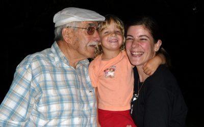 Stric Leksi iz Argentine, Spomini na Aleksandra Mokorela (1920–2013) in njegova zadnja pisma