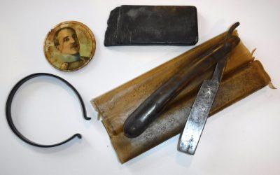Predmeti iz Markuzove domačije v Študi v Domžalah