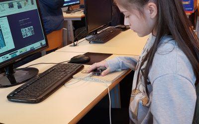 Računalniške delavnice na SŠ Domžale