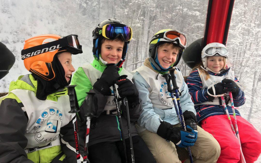 Zimska šola v naravi – 4. dan
