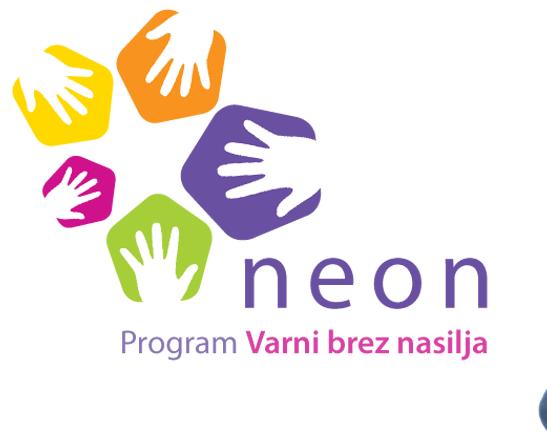 PROGRAM NEON – VARNI BREZ VRSTNIŠKEGA NASILJA