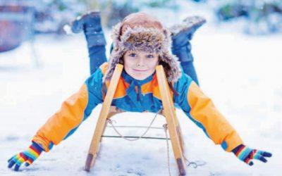Kje bom preživljal zimske počitnice – bilten Občine Domžale